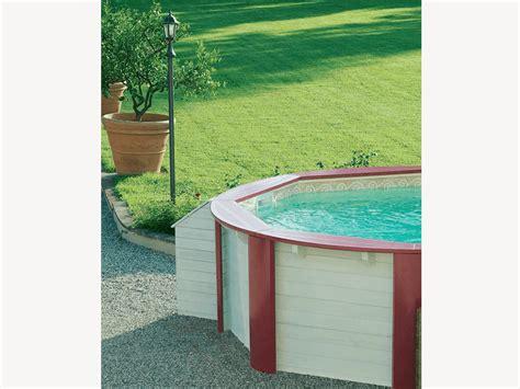 piscine rivestite in legno piscine in legno piscine fuori terra rivestite in legno