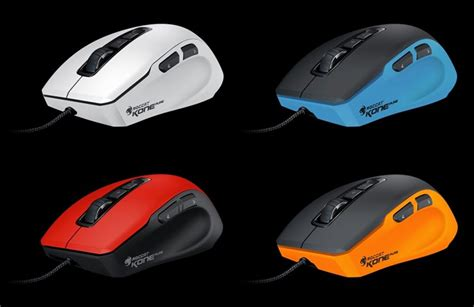 Roccat Lua Gaming Mouse Original Limited roccat s kone colour now available