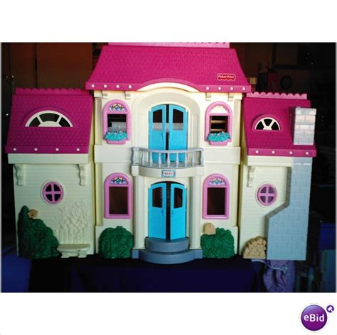 little tikes doll house pin little tikes dollhouse playhouse meijercom on pinterest