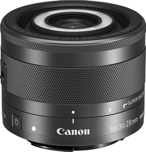 canon ef m 28mm f3 5 macro is stm