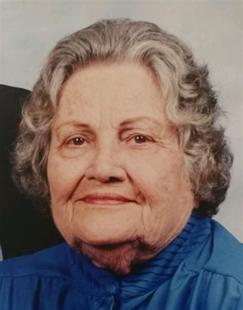 obituary for edith smith burrell