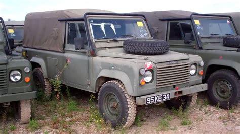 land rover defender diesel jakon motors 1986 87 land rover defender 110 diesel