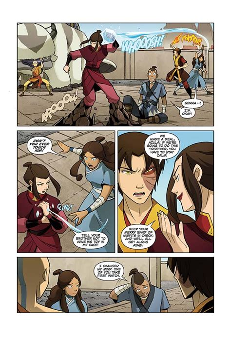avatar the search the last airbender on