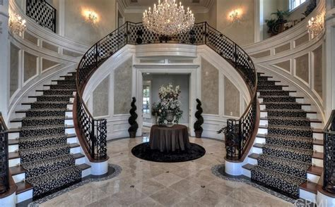 Interior Design For Home Lobby luxury stairs gallery classic double