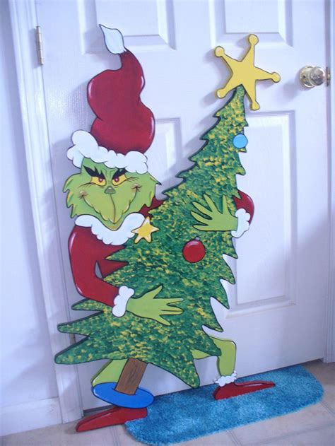 25 best ideas about grinch christmas tree on pinterest