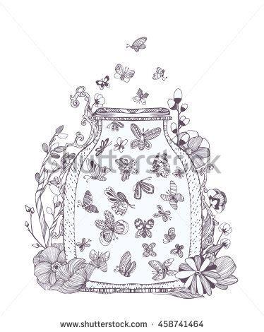 doodle jar 240x320 firefly flower wallpaper 240x320 wallpoper 74633
