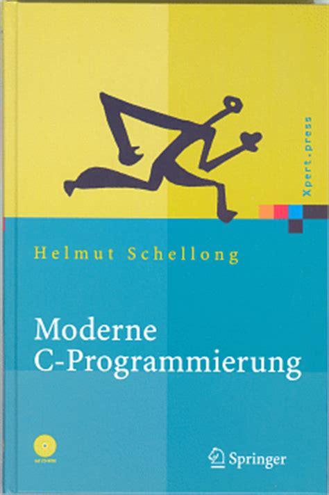 c tutorial zeiger schellong c tutorial reference moderne c programmierung