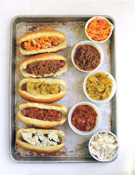 brat hot dog 10 hot dog and brat recipes for summer our mini family