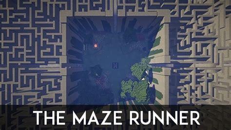 film the maze runner kopen minecraft d 233 couvrez la map inspir 233 e du film le labyrinthe