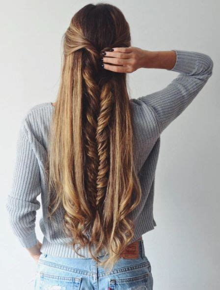 easy heatless hairstyles for long hair 17 best ideas about heatless hairstyles on pinterest no