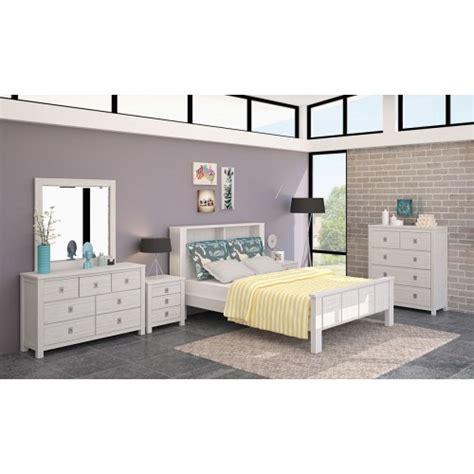 mirror bedroom suite tamar 4 piece king bedroom suite with dressing mirror