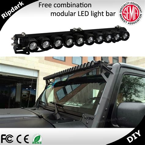 led car light bar sole manufacturers led light bar car accessories jeep