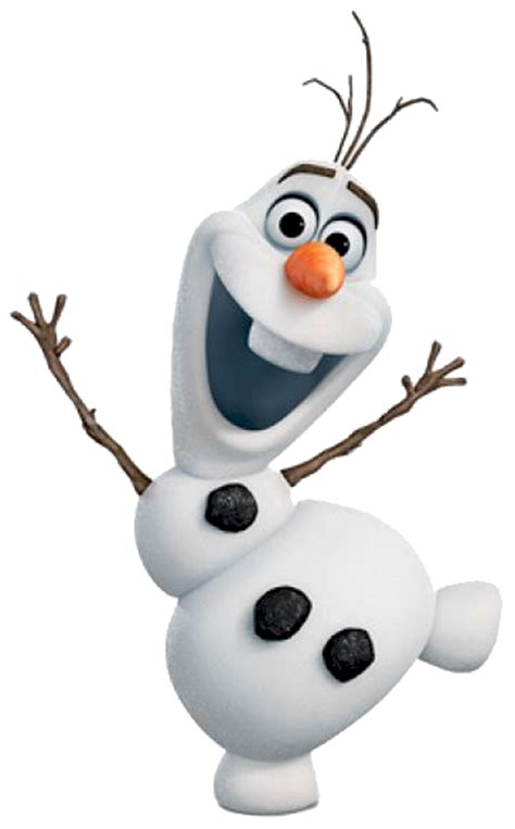 Frozen Olaf The Snowman Disney Character Face | frozen olaf clip art oh my fiesta in english