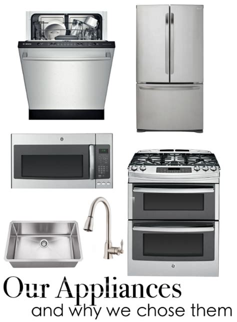 new kitchen appliances the skinny on all our new kitchen appliances bosch ge