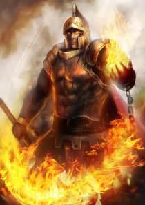 Flame god slayer