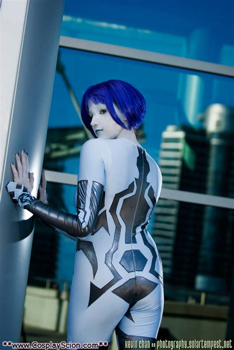 cortana can you help me find a beautiful decent woman to make me cortana cosplay by the cosplay scion on deviantart