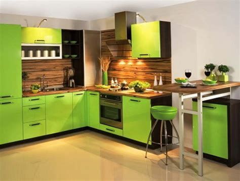 green colored kitchens the design soft green color in the interior home