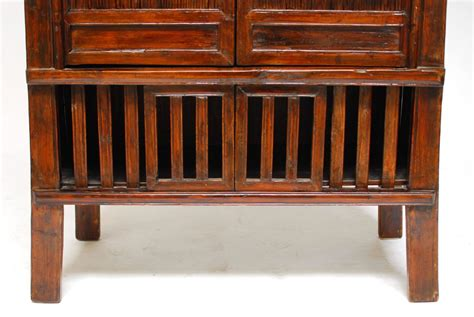 chinese bamboo kitchen cabinet for sale at 1stdibs chinese bamboo kitchen cabinet for sale at 1stdibs