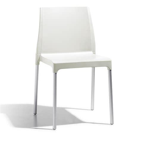 sedie alluminio design sedia in plastica e alluminio di scab design chlo 233 chair