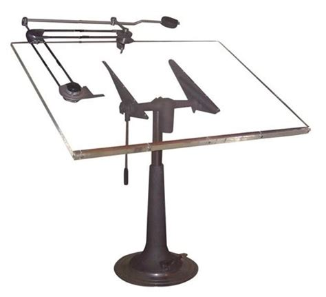 Drafting Table Nike Eskilstuna Sweden Circa 1940 Nike Drafting Table