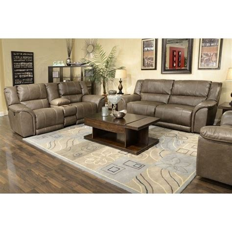 catnapper leather sofa catnapper carmine power lay flat reclining leather sofa