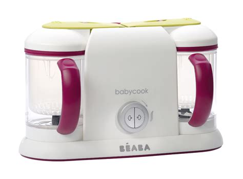 Blender Baby Cook Beaba Babycook Duo Steamer Blender 2 Colours At 163 159 89