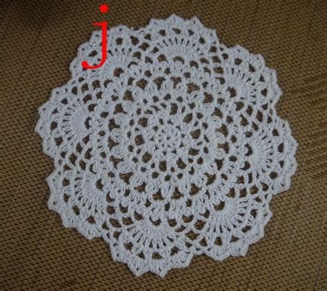 crochet pattern understanding cotton doilies handmade crochet cup mat pad white vintage