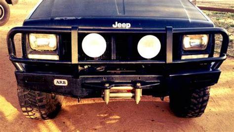 98 Jeep Bumper 98 Jeep Xj Bumper On An 84 Yota Pu Yotatech Forums