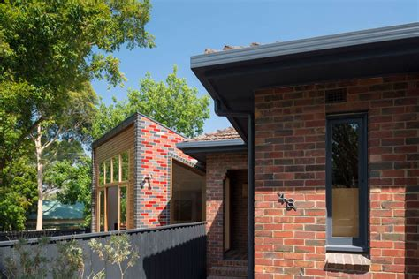 clinker brick house design forever house in melbourne created by woodwoodward architecture keribrownhomes