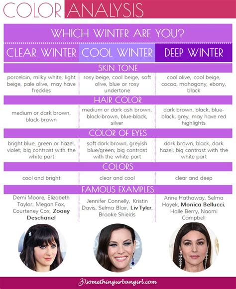 clear winter color palette 25 best ideas about clear winter on winter