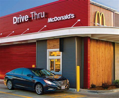drive thru mcd mcdonald s drive thru success tips qsr magazine