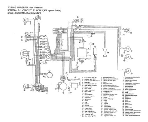 2004 yamaha road wiring diagram wiring diagram and