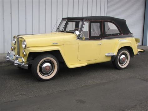 1948 willys jeepster classifieds for 1948 willys jeepster 6 available