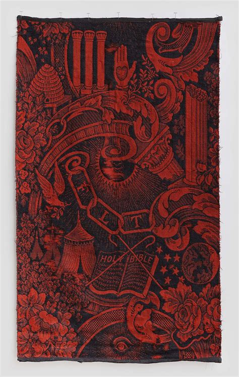isd rug independent order of fellows carpet artist unidentified united states 1875 1925 wool