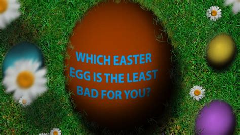 why easter eggs at easter what s the easter egg with the least sugar at sainsbury s