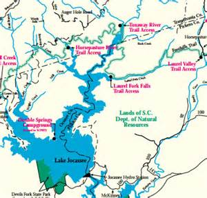Table Rock Lake Boat Rentals Lake Jocassee Foothill Shuttle Expedition Carolina