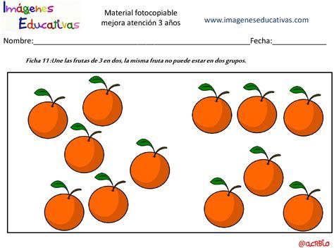 imagenes educativas atencion actividades para mejorar la atenci 243 n 3 a 241 os p 225 gina 12