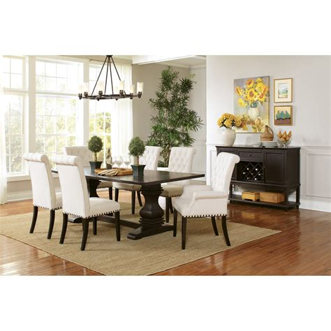Dining Room Groups by Coaster Parkins Dining Room Group Del Sol Furniture