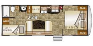 Nash Travel Trailer Floor Plans by 2015 Northwood Nash 23b Trailer Reviews Prices And