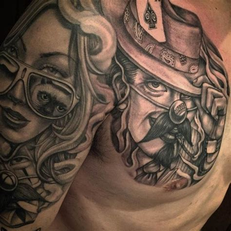 mexican chest tattoo best tattoo ideas gallery