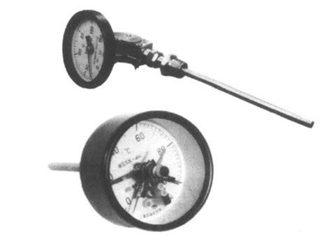 Termometer Bimetal pendidikan pengertian dan alat ukur suhu