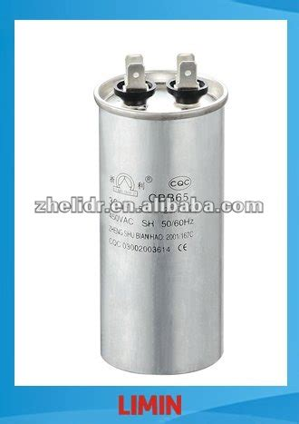 capacitor start motor limitations ac motor run capacitor cbb65 view capacitor limin product details from wenling zeguo limin