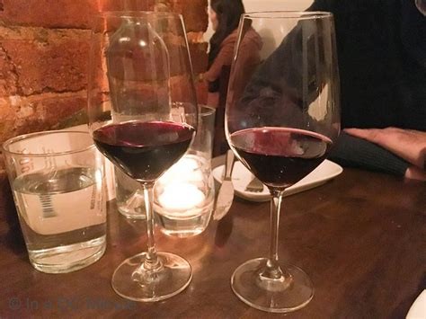 date cork wine bar in a dc minute