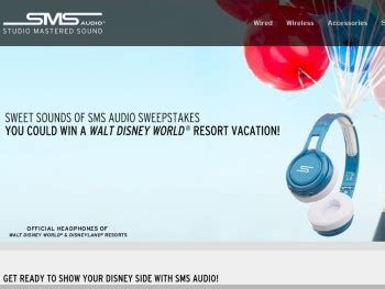 Sms Sweepstakes - the sweet sounds of sms audio sweepstakes sweepstakes fanatics