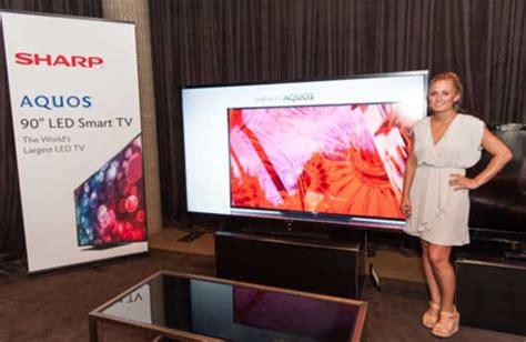 Tv Sharp Juni 90 zoll tv sharp grossformat
