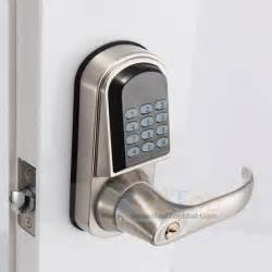 Keypad Door Lock intelligent keypad password code combination door lock