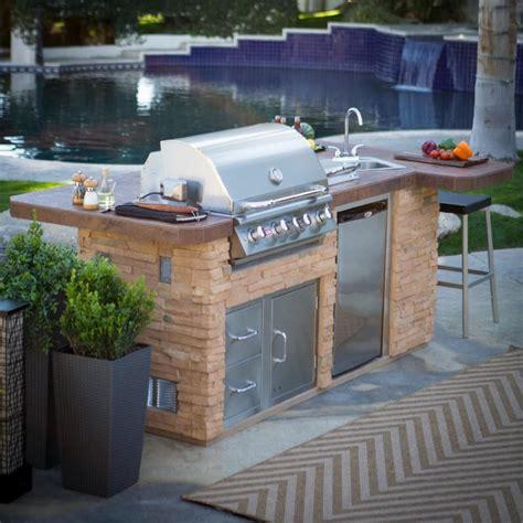 the important of prefab outdoor kitchen kits kitchen