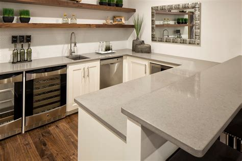 What Is A Quartz Countertop Made Of by Quartz Countertops Vs Granite Countertops Which Is Best