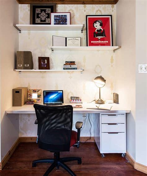 como decorar um escritorio bem pequeno home office pequeno 21 brilhantes dicas 50 fotos