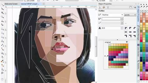 Tutorial Wpap Simpel | tutorial wpap simpel part 3 skintone youtube